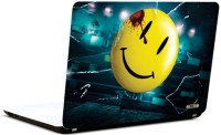 Pics And You Smile Even If You Are Hurt Vinyl Laptop Decal (Laptops And Macbooks)