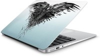 Hawtskin Game Of Thrones Three Eyed Raven Mysterious Vinyl Laptop Decal (Laptop)