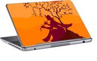 AV Styles Lord Krishna With Flute Skin Vinyl Laptop Decal (All Laptops)
