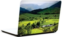 Pics And You Green Glory 7 3M/Avery Vinyl Laptop Decal (Laptops And MacBooks)