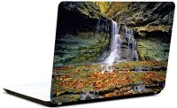 Pics And You Waterfall 19 3M/Avery Vinyl Laptop Decal (Laptops And MacBooks)