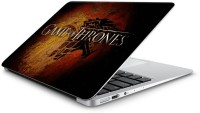 Hawtskin Game Of Thrones Main Art Vinyl Laptop Decal (Laptop)