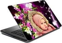 MeSleep Sweet Baby LS-86-012 Vinyl Laptop Decal (All Laptop Skin)
