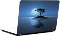 Pics And You Tree In Mooonlight Vinyl Laptop Decal (Laptops And Macbooks)