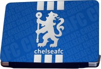 ShopMantra Chelsea FC Logo Vinyl Laptop Decal (All Laptops With Screen Size Upto 15.6 Inch)