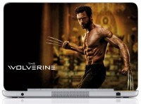 WebPlaza Wolverine Man Laptop Skin Vinyl Laptop Decal (All Laptops With Screen Size Upto 15.6 Inch)