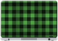 Macmerise Checkmate Green - Skin For Dell Vostro V3460 Vinyl Laptop Decal (Dell Vostro V3460)