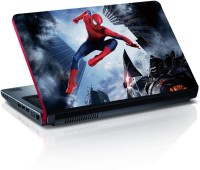 Amore Spider Man Laotop Skin Vinyl Laptop Decal (All Laptops With Screen Size Upto 15.6 Inch)