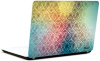 Pics And You Rainbow Texture 3M/Avery Vinyl Laptop Decal (Laptops And MacBooks)