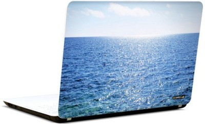 Pics And You Bold And Blue 12 3M/Avery Vinyl Laptop Decal (Laptops And MacBooks)