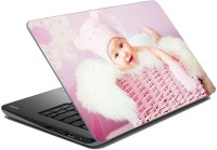 MeSleep Sweet Baby LS-86-015 Vinyl Laptop Decal (All Laptop Skin)