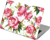 Theskinmantra Red Roses Laptop Skin For Apple Macbook Air 13 Inches Vinyl Laptop Decal (Apple Macbook Air 13 Inch)