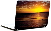 Pics And You Sunset 2 3M/Avery Vinyl Laptop Decal (Laptops And MacBooks)