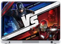 Macmerise The Civil War - Skin For Dell Inspiron 15 - 3000 Series Vinyl Laptop Decal 15.6 (Dell Inspiron 15 - 3000 Series)