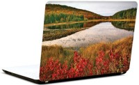 Pics And You Leaves And Petals 4 3M/Avery Vinyl Laptop Decal (Laptops And MacBooks)