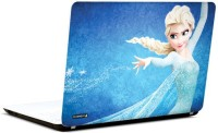 Pics And You Frozen Cartoon Themed 397 3M/Avery Vinyl Laptop Decal (Laptops And MacBooks)