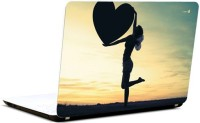 Pics And You Give Your Heart Away Vinyl Laptop Decal (Laptops And Macbooks)