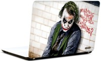 Pics And You Joker Coward Quote 3M/Avery Vinyl Laptop Decal (Laptops And MacBooks)