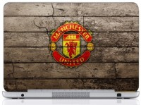 WebPlaza Manchester Logo2 Laptop Skin Vinyl Laptop Decal (All Laptops With Screen Size Upto 15.6 Inch)