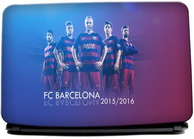 Hawtskin FC Barcelona Laptop Skin Vinyl Laptop Decal (All Laptops)