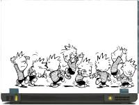SkinShack Calvin Being Calvin (15.6 Inch) Vinyl Laptop Decal (Laptop)