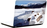 Pics And You Snowbound Nature 9 3M/Avery Vinyl Laptop Decal (Laptops And MacBooks)