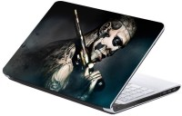 AV Styles Skull Tatto Design Skin Vinyl Laptop Decal (All Laptops)