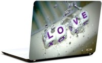 Pics And You Love Dice Vinyl Laptop Decal (Laptops And Macbooks)
