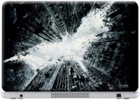 Macmerise God Of Gotham - Skin For Dell Inspiron 15 - 3000 Series Vinyl Laptop Decal (Dell Inspiron 15 - 3000 Series)