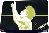 ShopMantra Neymar Vinyl Laptop Decal (All Laptops With Screen Size Upto 15.6 Inch)