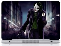 WebPlaza Batman Joker Skin Vinyl Laptop Decal (All Laptops With Screen Size Upto 15.6 Inch)