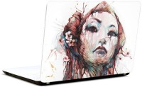 Pics And You Girl With Gloom Vinyl Laptop Decal (Laptops And Macbooks)