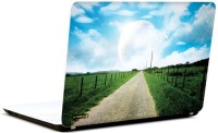 Pics And You Pathway To Heaven 14 3M/Avery Vinyl Laptop Decal (Laptops And MacBooks)
