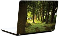 Pics And You In The Woods 12 3M/Avery Vinyl Laptop Decal (Laptops And MacBooks)