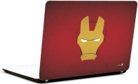 Pics And You Ironman Mask Vinyl Laptop Decal (Laptops And Macbooks)