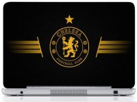 WebPlaza Chelsea Star Skin Vinyl Laptop Decal (All Laptops With Screen Size Upto 15.6 Inch)