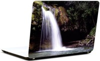 Pics And You Incredible Waterfall 2 3M/Avery Vinyl Laptop Decal (Laptops And MacBooks)