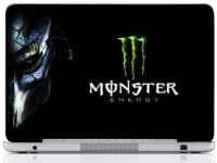 WebPlaza Monster Enegry Laptop Skin Vinyl Laptop Decal (All Laptops With Screen Size Upto 15.6 Inch)