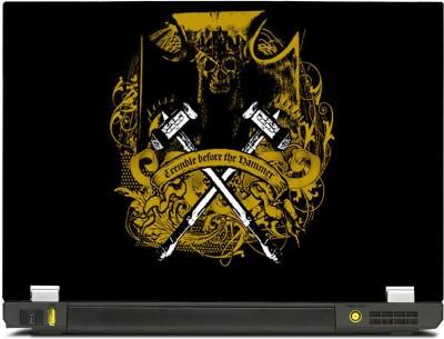 SkinShack-Triple-h-Hammer-(12.1-inch)-Vinyl-Laptop-Decal