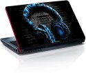 Amore Headphones Vinyl Laptop Decal - All Laptops With Screen Size Upto 15.6 Inch