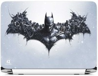 FineArts Batman Logo Villains Vinyl Laptop Decal (All Laptops With Screen Size Upto 15.6 Inch)