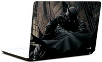 Pics And You Batman Hiding Vinyl Laptop Decal (Laptops And Macbooks)