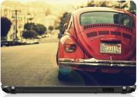 Limbooz Vintage Car Vinyl Laptop Decal (Laptop)