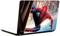 Pics And You Spiderman Hanging 3M/Avery Vinyl Laptop Decal 15.6 (Laptops And MacBooks)