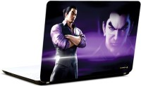 Pics And You Tekken Cartoon Themed 295 3M/Avery Vinyl Laptop Decal (Laptops And MacBooks)