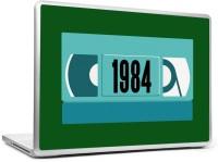 Merchbay 1984 Vinatge Video Cassette Laptop Skin Vinyl Laptop Decal (All Laptops Of Screen Size 13.3