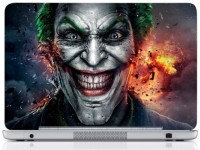 WebPlaza Joker Color Skin Vinyl Laptop Decal (All Laptops With Screen Size Upto 15.6 Inch)