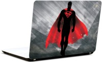 Pics And You Superman Red Eyes Vinyl Laptop Decal (Laptops And Macbooks)