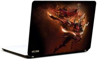 Pics And You Fantasy Knight 3M/Avery Vinyl Laptop Decal (Laptops And MacBooks)