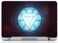 WebPlaza Iron Man Heart Skin Vinyl Laptop Decal (All Laptops With Screen Size Upto 15.6 Inch)
